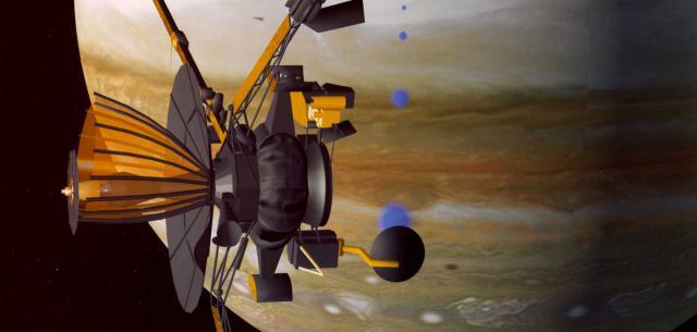 Raumsonde Galileo