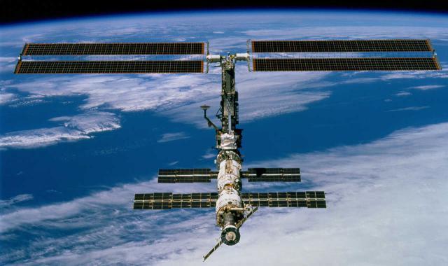 Die Internationale Raumstation (ISS)