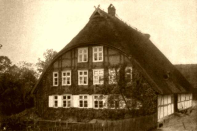 Altsächsisches Haus