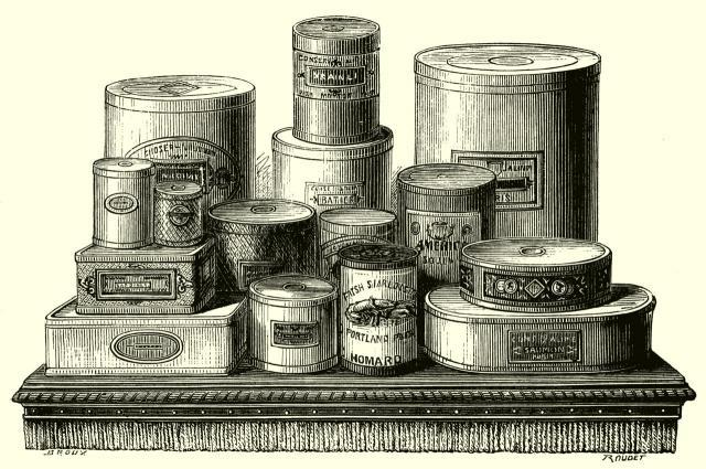 Konservendosen