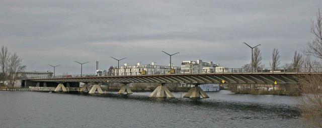 Wasserstadtbrücke Spandau