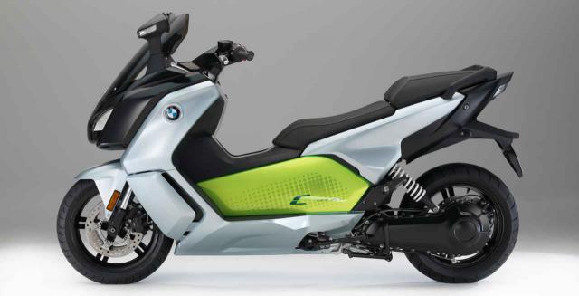 BMW Cevolution