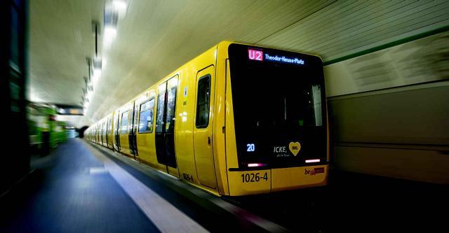 U-Bahn-Zug Typ IK