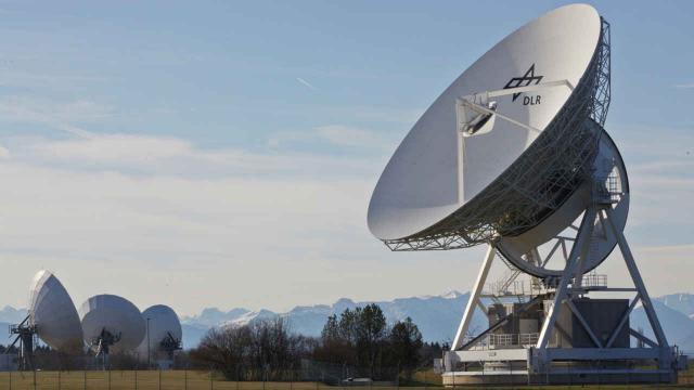 30 Meter-Antenne