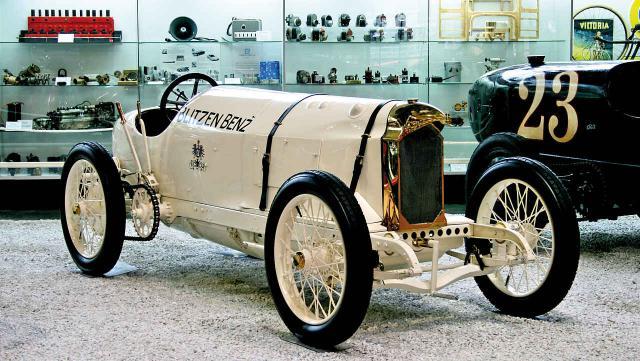 Blitzen Benz Rekordwagen