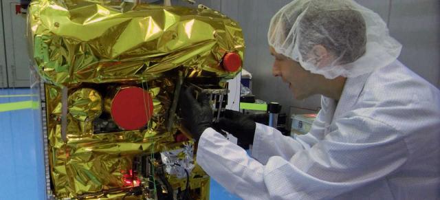 Feuerdetektionssatelliten BIROS