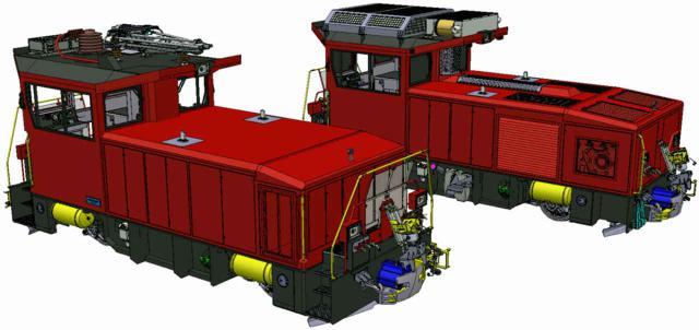 Rangierlokomotiven