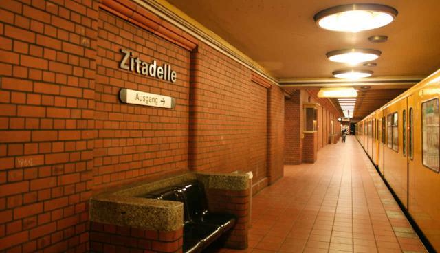 U-Bahnhof Zitadelle (Berlin)