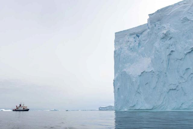 Forschungseisbrecher Polarstern