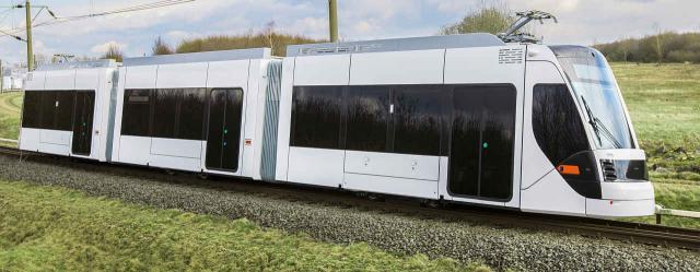 Avenio-Straßenbahn