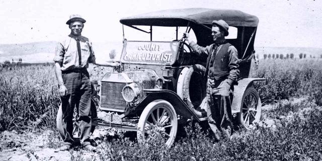 Ford Model T von 1915