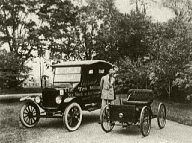 Ford-Modelle 1924