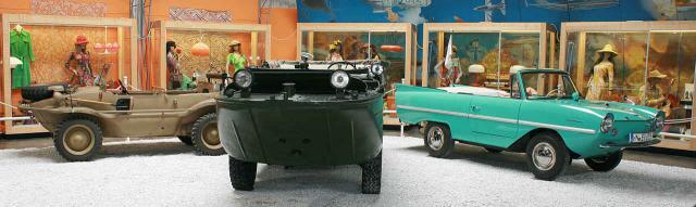 50 Jahre Amphicar
