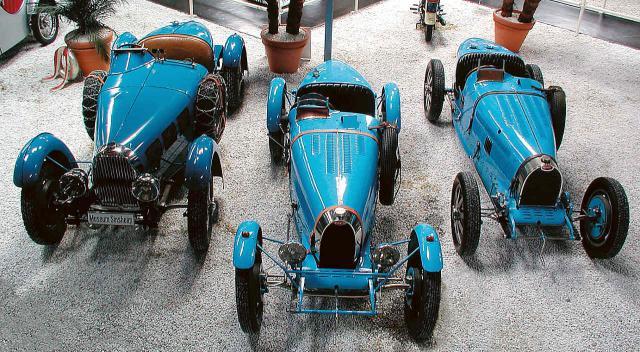 Bugatti-Automobile
