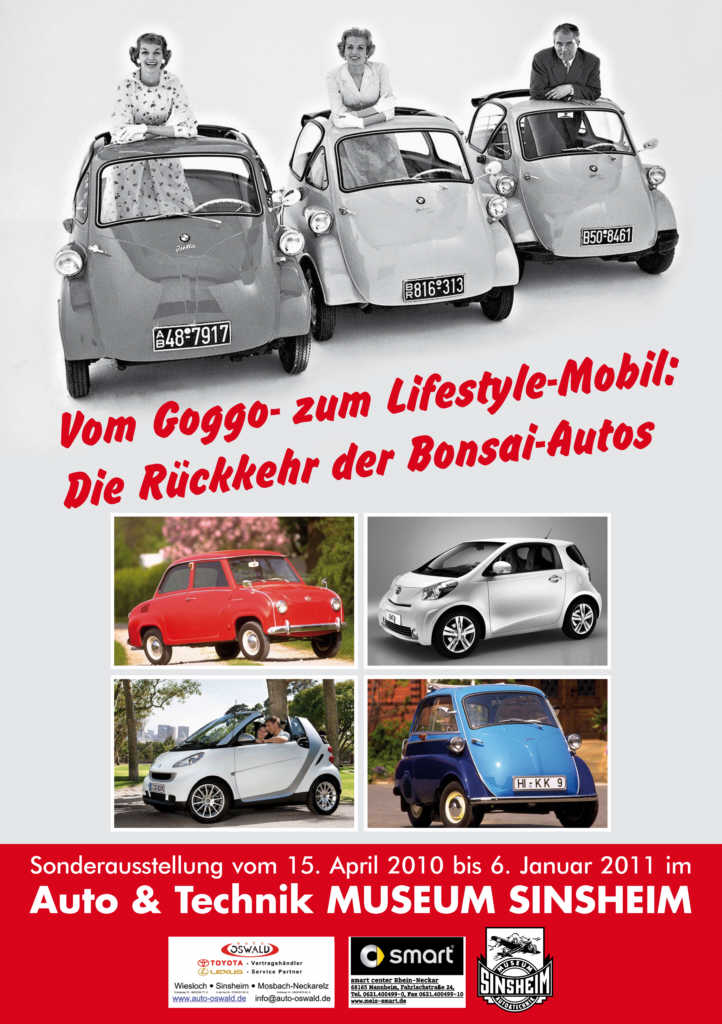 Vom Goggo zum Lifestyle-Mobil