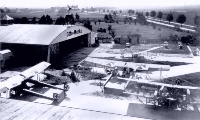 Gustav Otto Flugmaschinenwerke