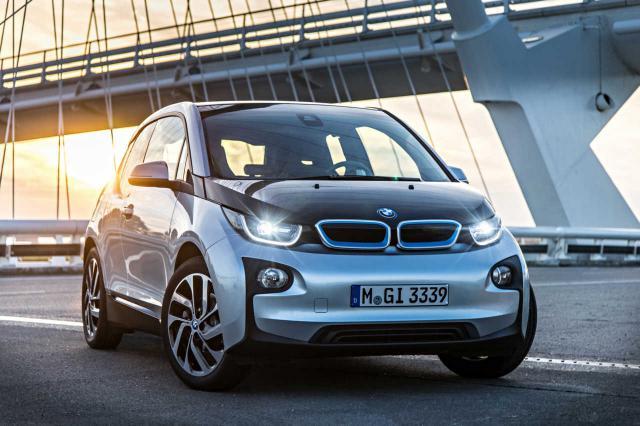 Der neue BMW i3