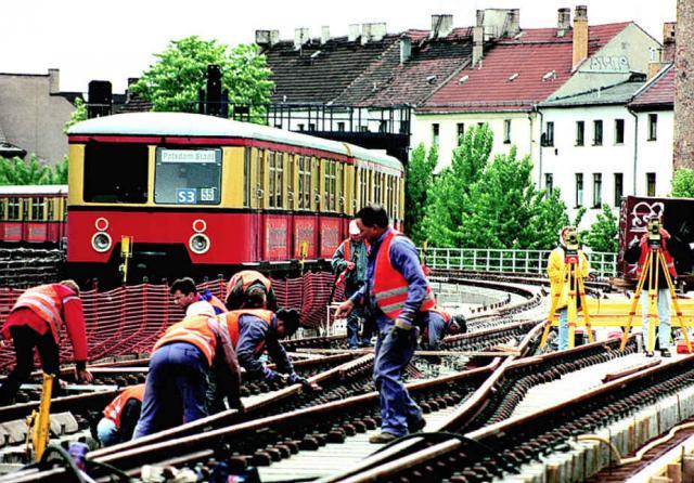 Stadtbahntrasse