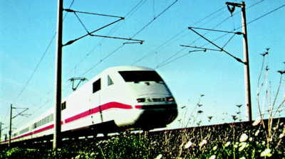 Hochgeschwindigkeitsstrecke