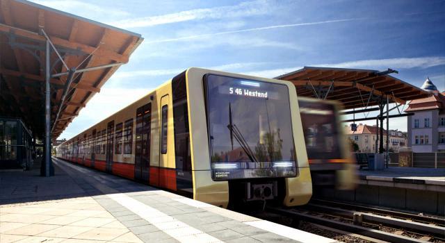 Neue Züge für die Berliner S-Bahn