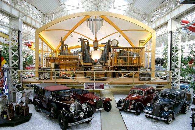 Welte Philharmonie im Technik Museum Speyer