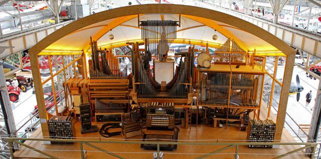 Welte Philharmonie Orgel