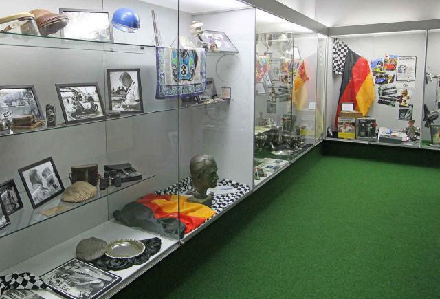 Huschke von Hanstein Dauerausstellung