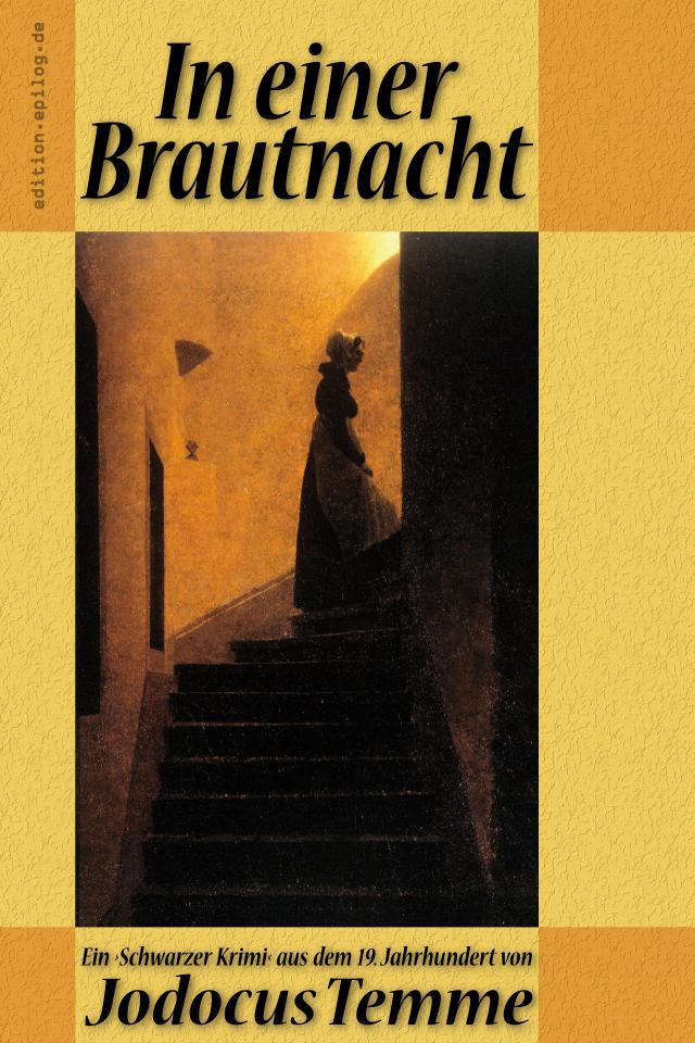 Jodocus Temme: In einer Brautnacht