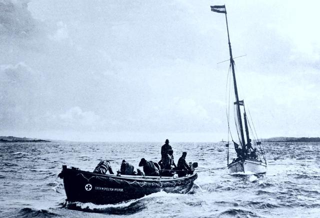 Motorrettungsboot Oberinspector Pfeifer