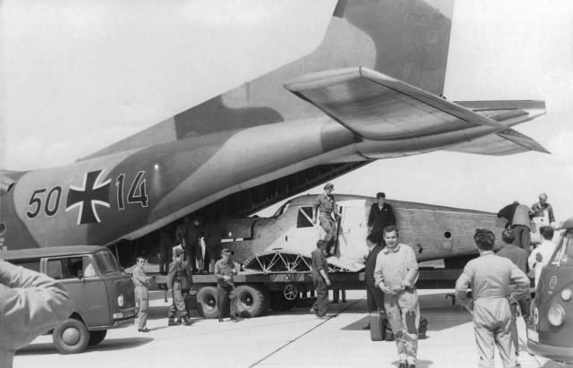 Rumpf der F 13