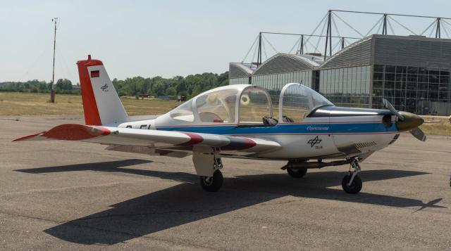 Forschungsflugzeug LFU 205