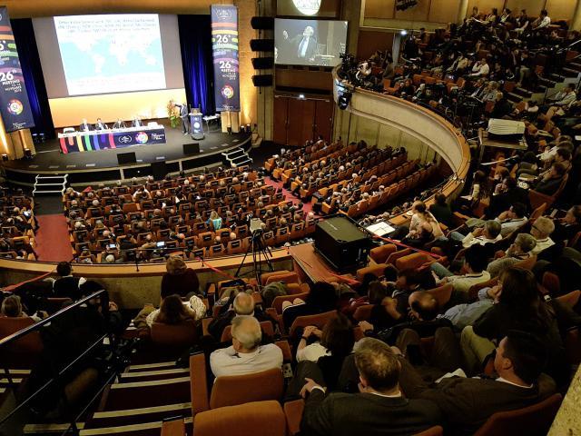 Generalkonferenz der Meterkonvention 2018