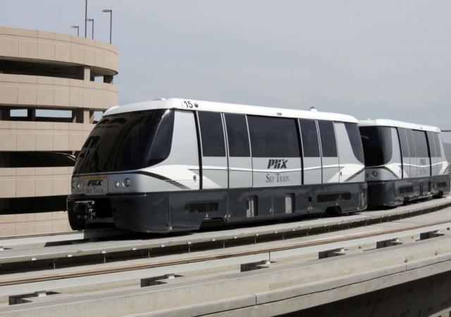 Peoplemover-System in Phoenix