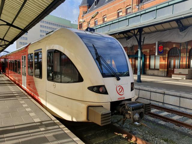 Automatisch gesteuerter Zug