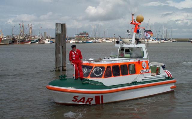 Seenotrettungsboot Cassen Knigge