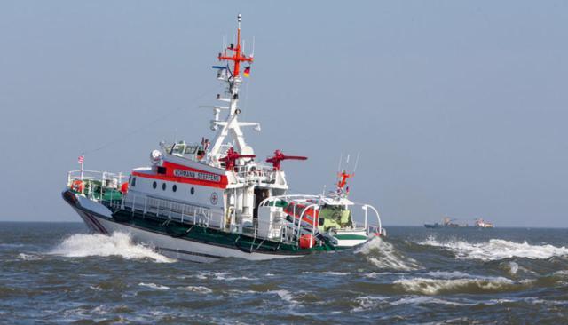 Seenotrettungskreuzer Vormann Steffens