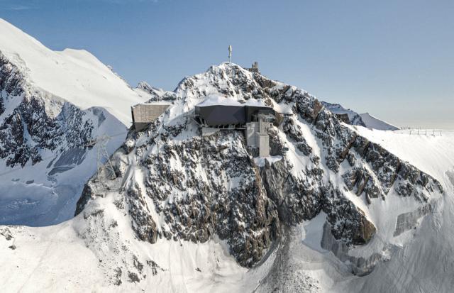 Matterhorn glacier ride II