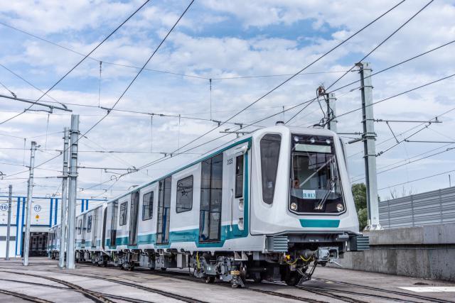 Siemens stattet in Sofia neue Metrolinie mit Zügen und Bahnautomatisierung aus