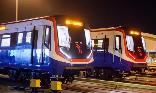 Neue Metros für Bangkok