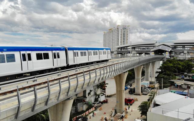 Blue Line Bangkok
