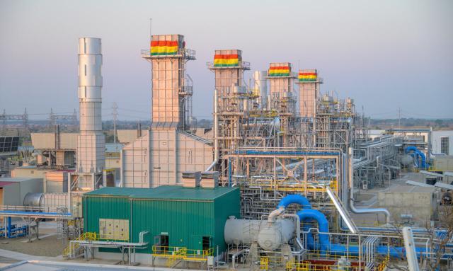 Kraftwerk Warnes Mitte