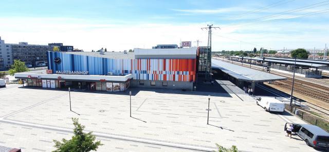 Cottbus Hauptbahnhof