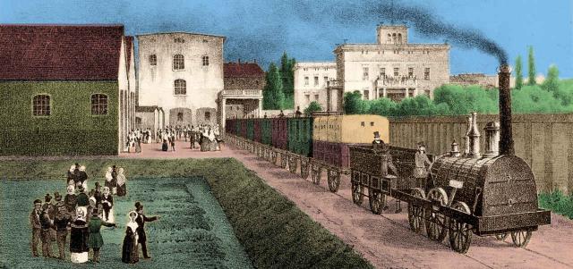 Berlin-Potsdamer Eisenbahn