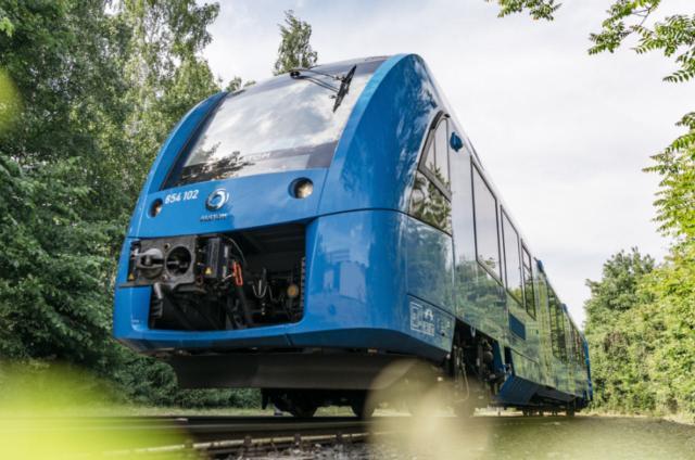 Coradia iLint - der weltweit erste Wasserstoffzug