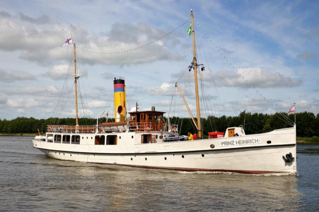 Traditionsschiff Prinz Heinrich