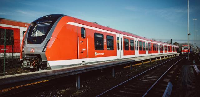 S-Bahn Hamburg Baureihe 490