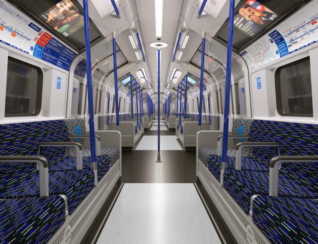 Die neuen Züge der Londoner Piccadilly-Linie