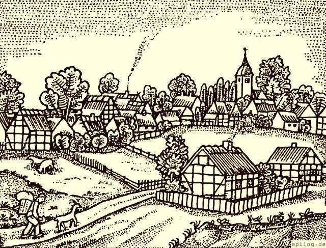 Rixdorf um 1820