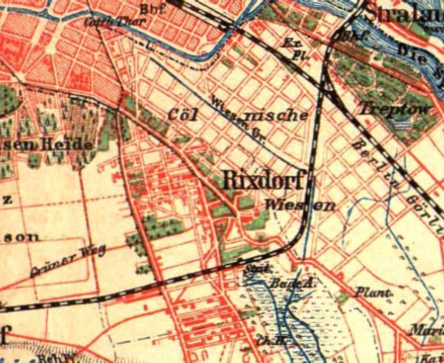 Berlin und Umgebung 1899