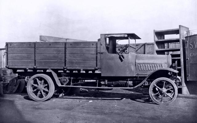 Opel Dreitonner